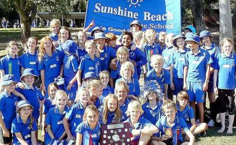 Students Perform For Sports Title Noosa News Sunshine Beach State